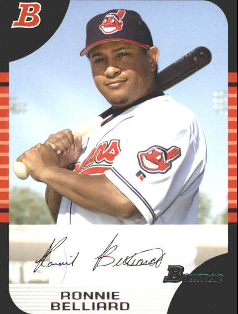 2005 Bowman #66 Ronnie Belliard