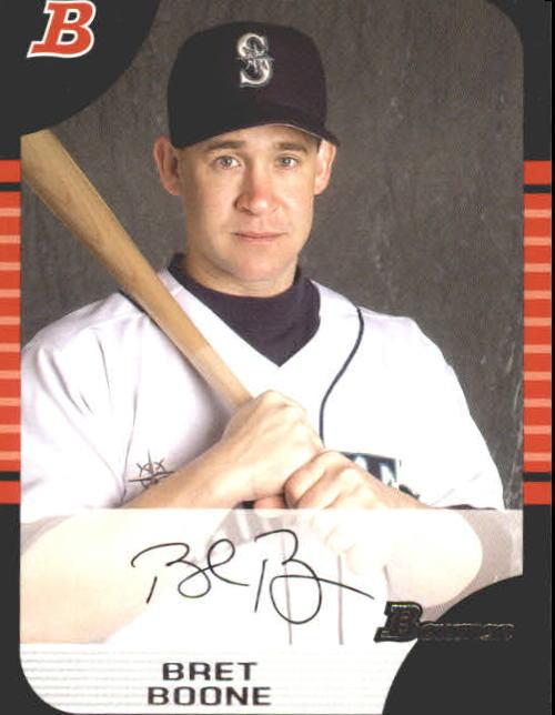 2005 Bowman #86 Bret Boone