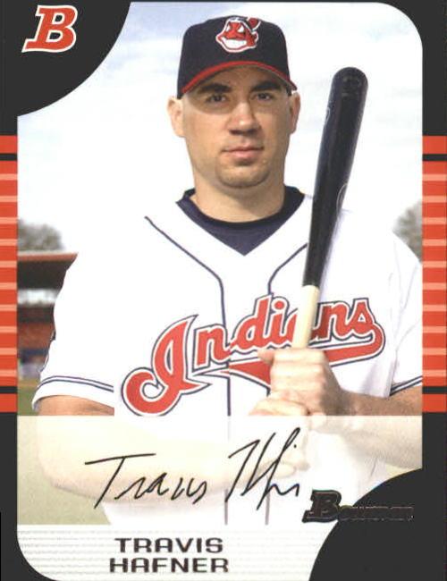 2005 Bowman #99 Travis Hafner