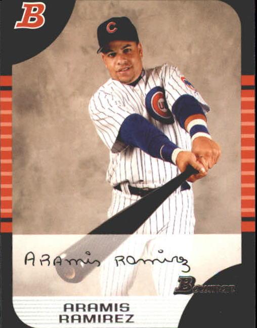 2005 Bowman #102 Aramis Ramirez
