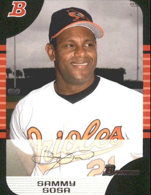 2005 Bowman #135 Sammy Sosa