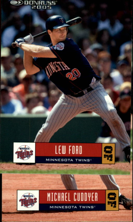 2005 Donruss #242 Lew Ford