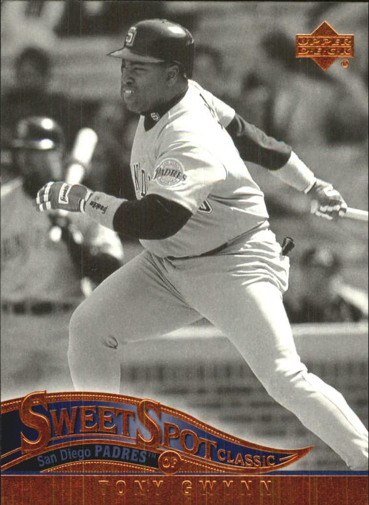 2005 Sweet Spot Classic #89 Tony Gwynn