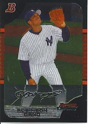 2005 Bowman Chrome Draft #20 Robinson Cano
