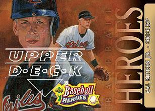 2005 Upper Deck Baseball Heroes #15 Cal Ripken HDR