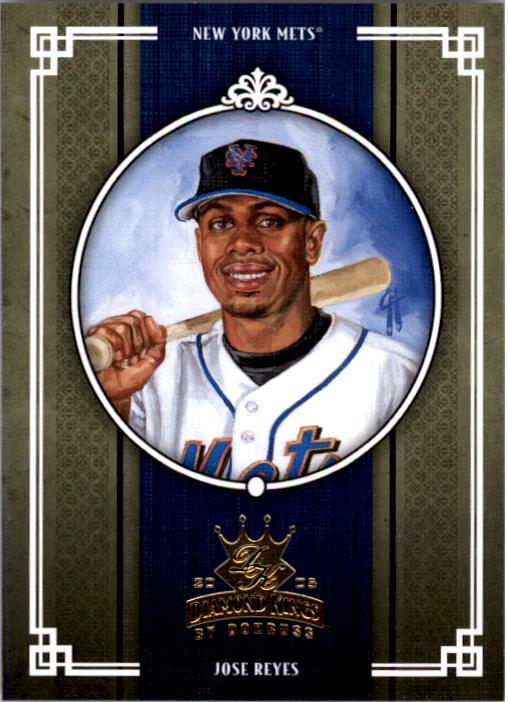 2005 Diamond Kings #143 Jose Reyes