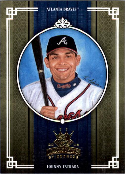 2005 Diamond Kings #315 Johnny Estrada