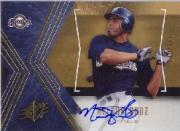2005 SPx #147 Nelson Cruz AU RC