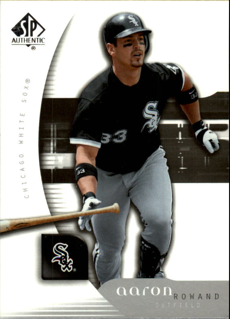 2005 SP Authentic #2 Aaron Rowand
