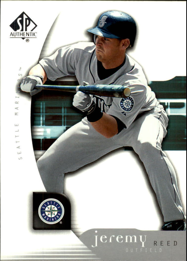 2005 SP Authentic #49 Jeremy Reed