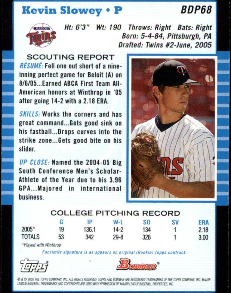 2005 bowman draft baseball card s 1 165 you pick buy 10 cards 2005 bowman draft baseball card 039 s 1 colourmoves