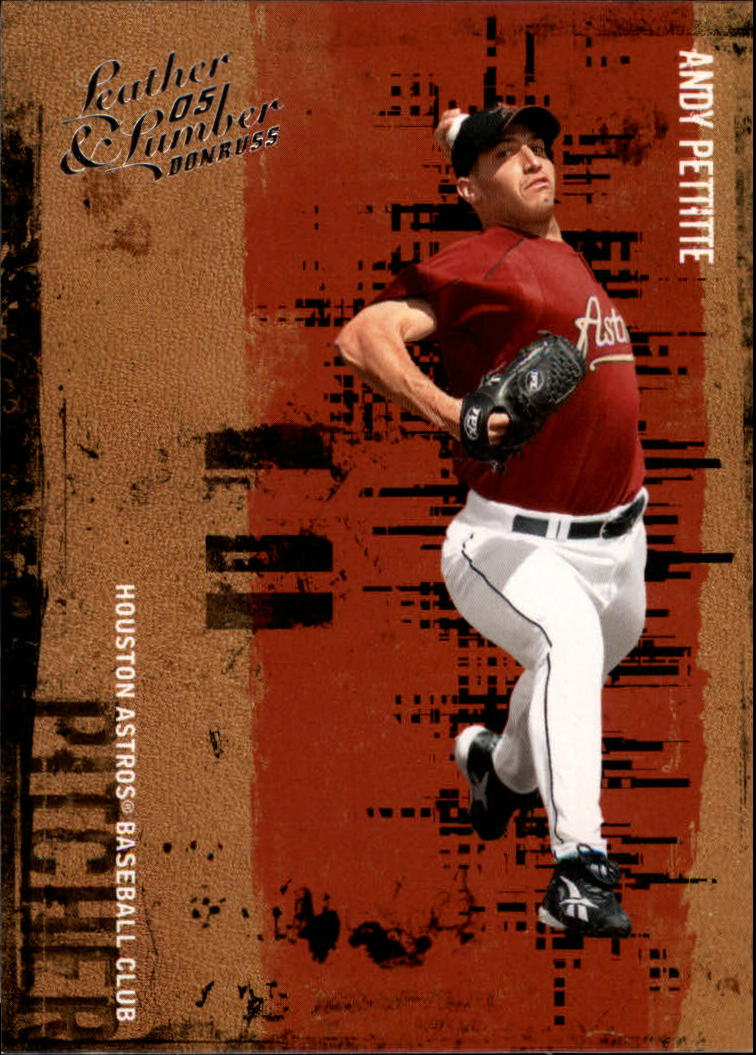 2005 Leather and Lumber #8 Andy Pettitte