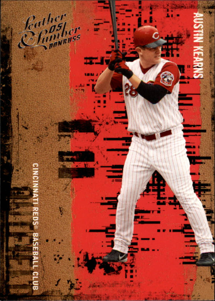 2005 Leather and Lumber #11 Austin Kearns
