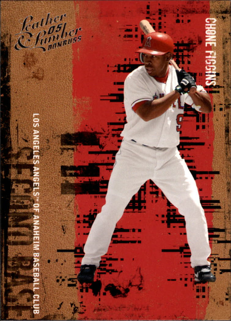 2005 Leather and Lumber #29 Chone Figgins