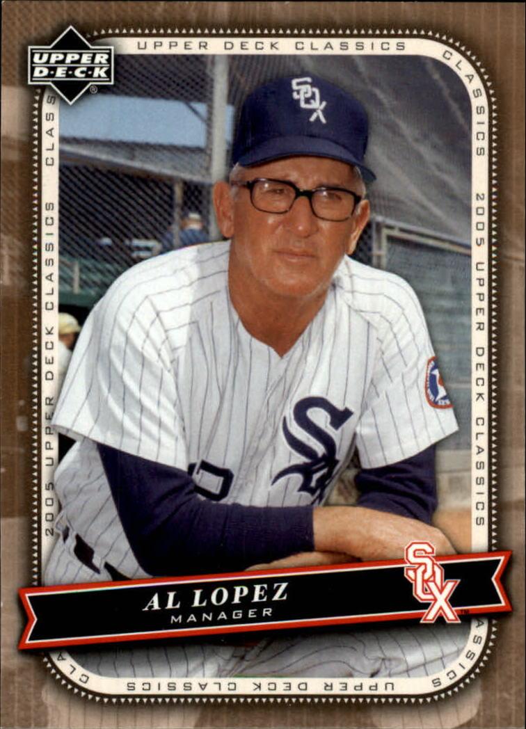 2005 Upper Deck Classics #2 Al Lopez