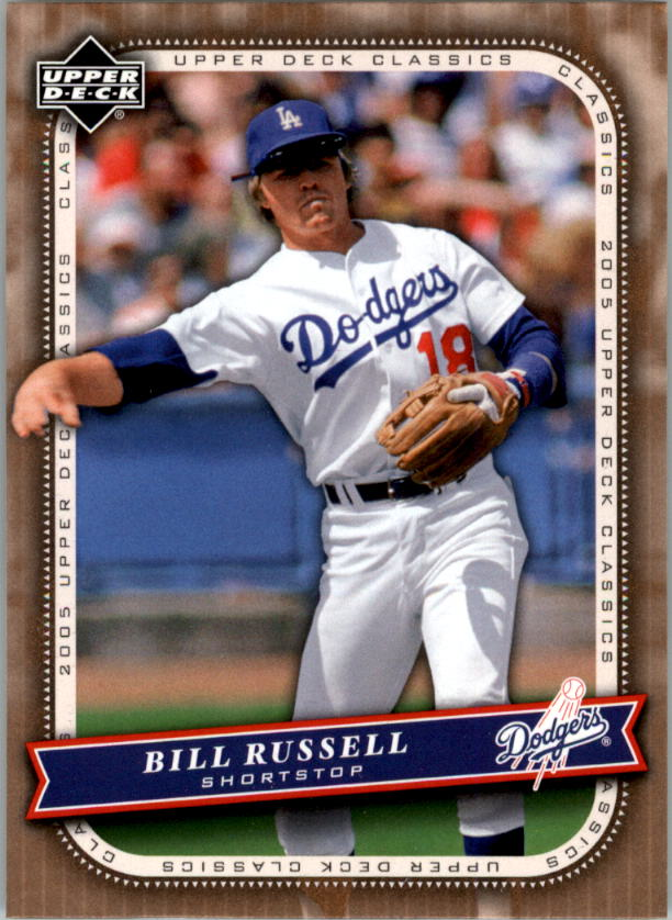 2005 Upper Deck Classics #6 Bill Russell