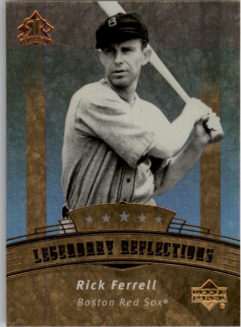 2005 Reflections #168 Rick Ferrell LGD