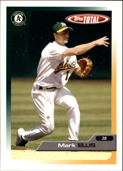 2005 Topps Total #111 Mark Ellis