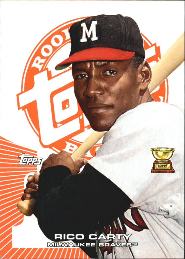 2005 Topps Rookie Cup Orange #7 Rico Carty