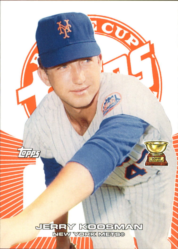 2005 Topps Rookie Cup Orange #20 Jerry Koosman