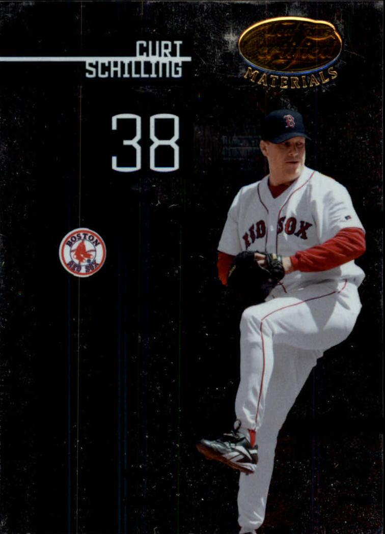 2005 Leaf Certified Materials #30 Curt Schilling Sox