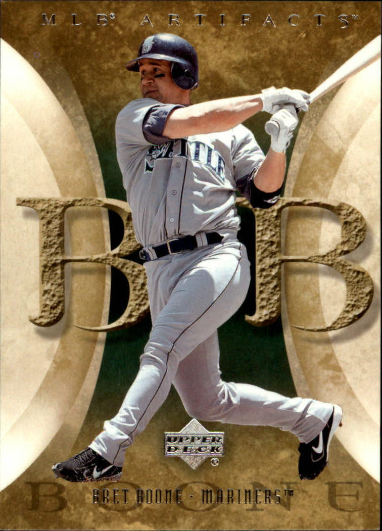 2005 Artifacts #15 Bret Boone