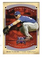2005 National Pastime #3 Mark Teixeira
