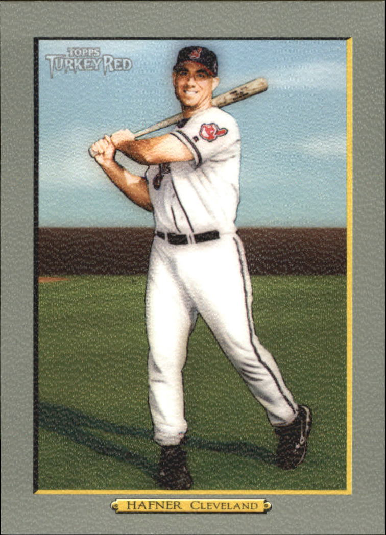 2005 Topps Turkey Red #9 Travis Hafner