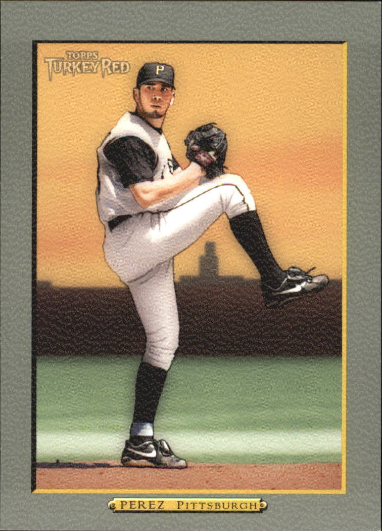 2005 Topps Turkey Red #13 Oliver Perez