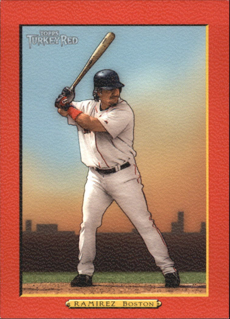 2005 Topps Turkey Red #20 Manny Ramirez SP