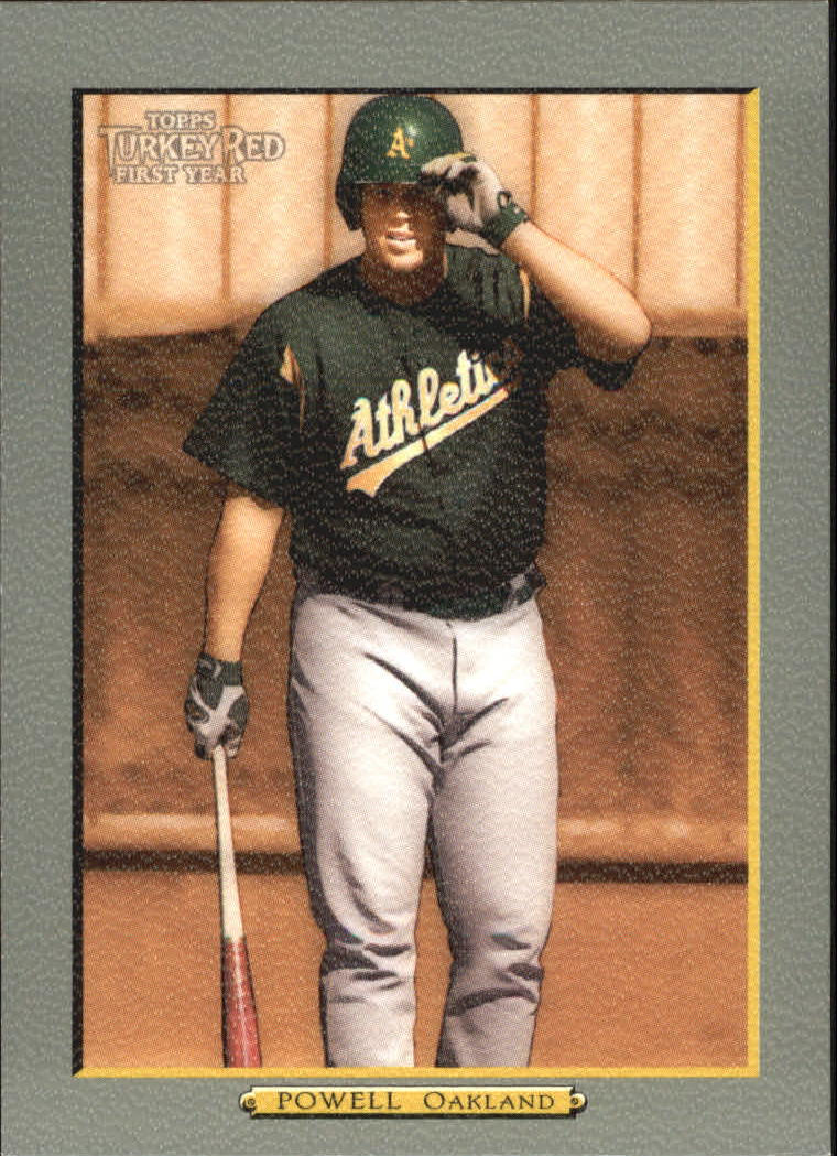 2005 Topps Turkey Red #271 Landon Powell RC