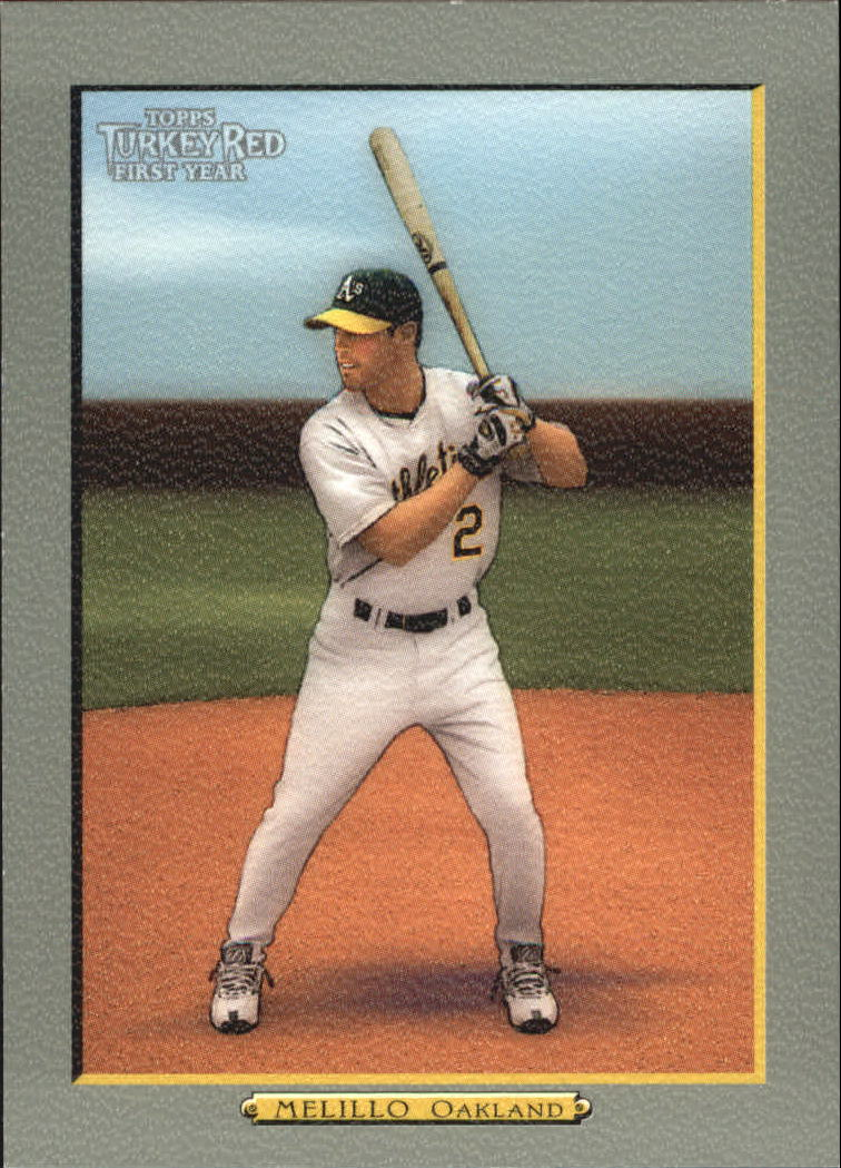 2005 Topps Turkey Red #276 Kevin Melillo RC