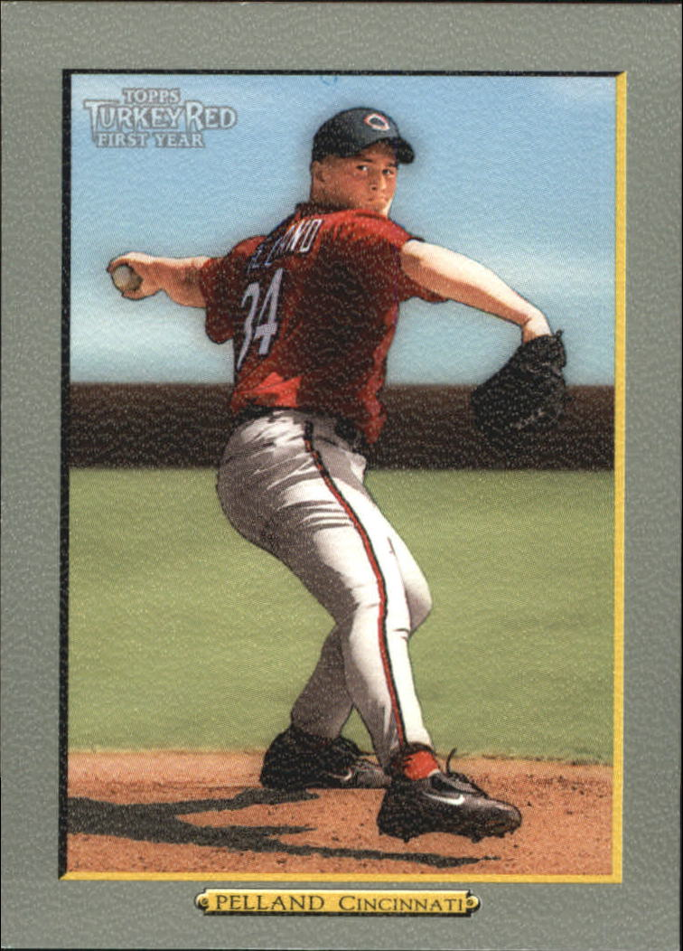 2005 Topps Turkey Red #282 Tyler Pelland RC
