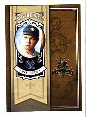 2005 Diamond Kings HOF Heroes #65 Babe Ruth