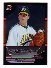 2005 Bowman Chrome #26 Barry Zito