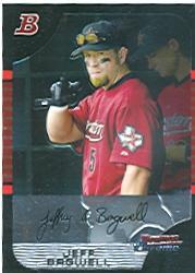 2005 Bowman Chrome #47 Jeff Bagwell