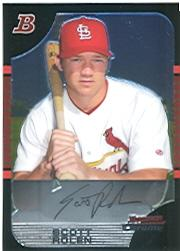 2005 Bowman Chrome #80 Scott Rolen