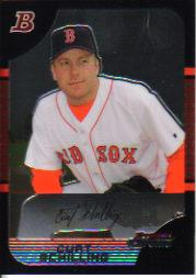 2005 Bowman Chrome #103 Curt Schilling