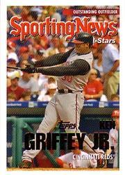 2005 Topps Update #162 Ken Griffey Jr. AS
