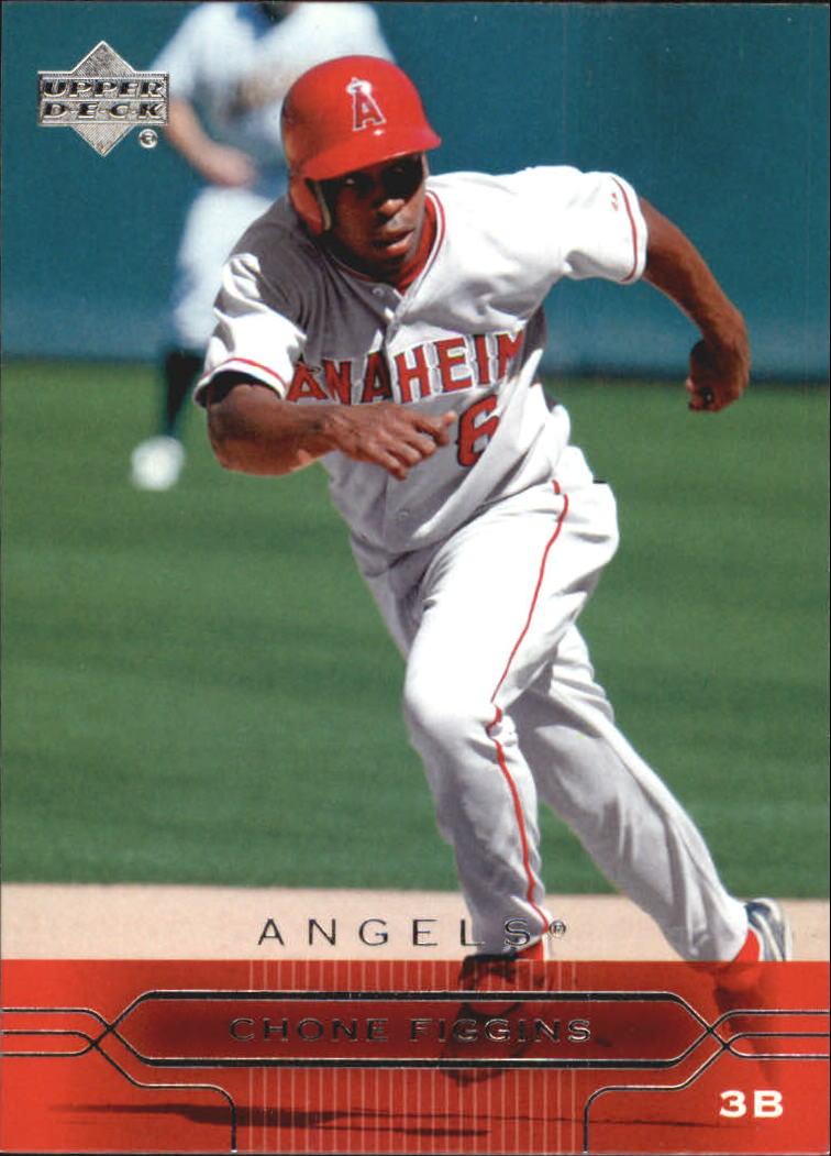2005 Upper Deck #2 Chone Figgins