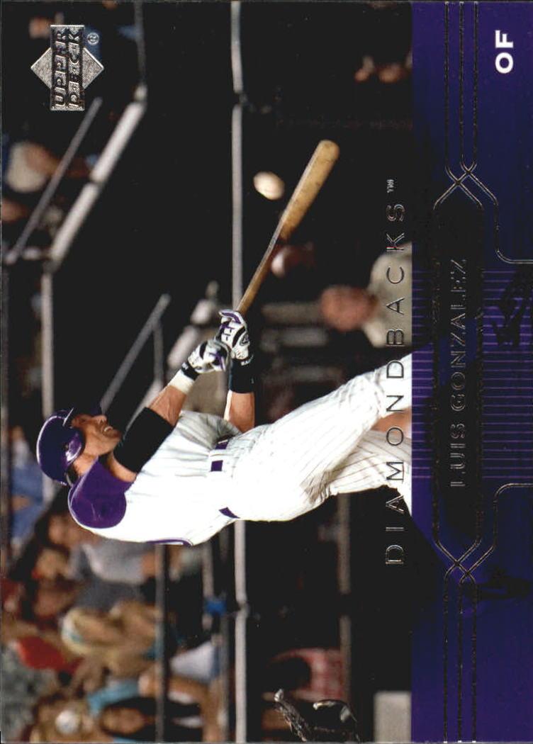 2005 Upper Deck #10 Luis Gonzalez