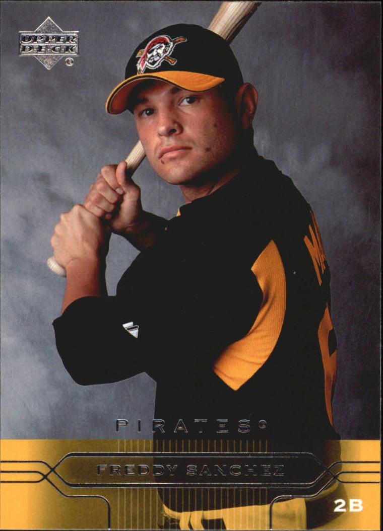 2005 Upper Deck #388 Freddy Sanchez
