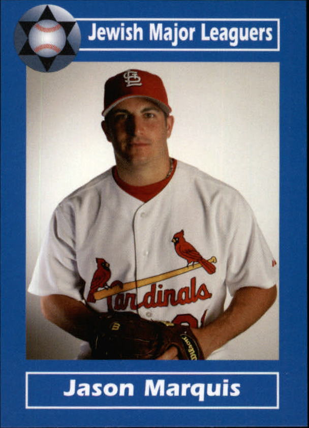 2006 Jewish Major Leaguers Update #12 Jason Marquis