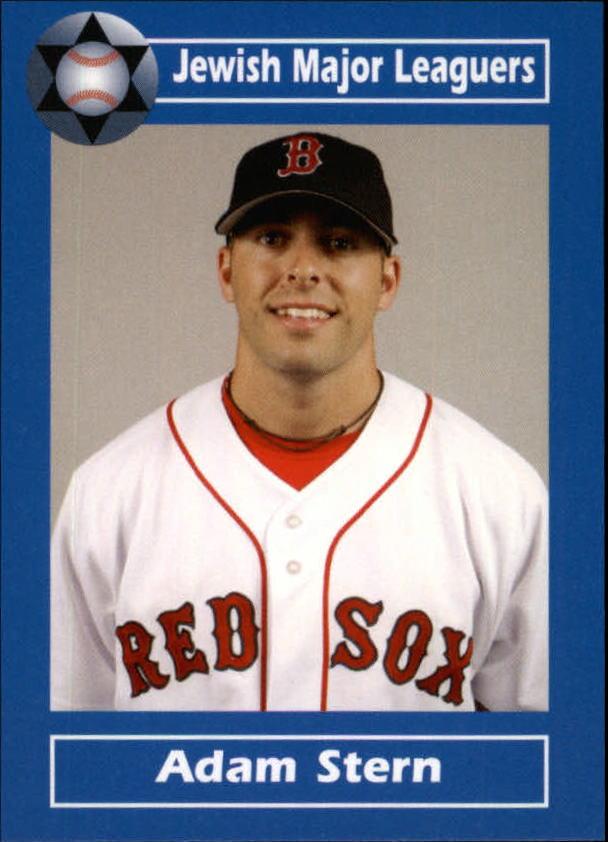 2006 Jewish Major Leaguers Update #16 Adam Stern
