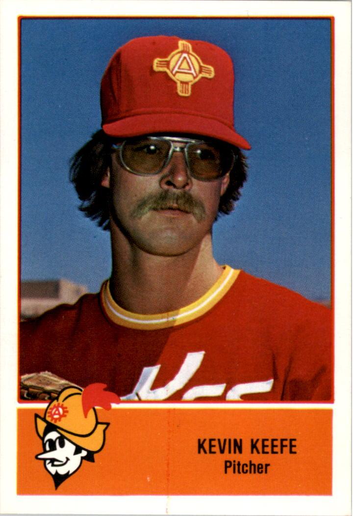1978 Albuquerque Dukes Cramer #8 Kevin Keefe