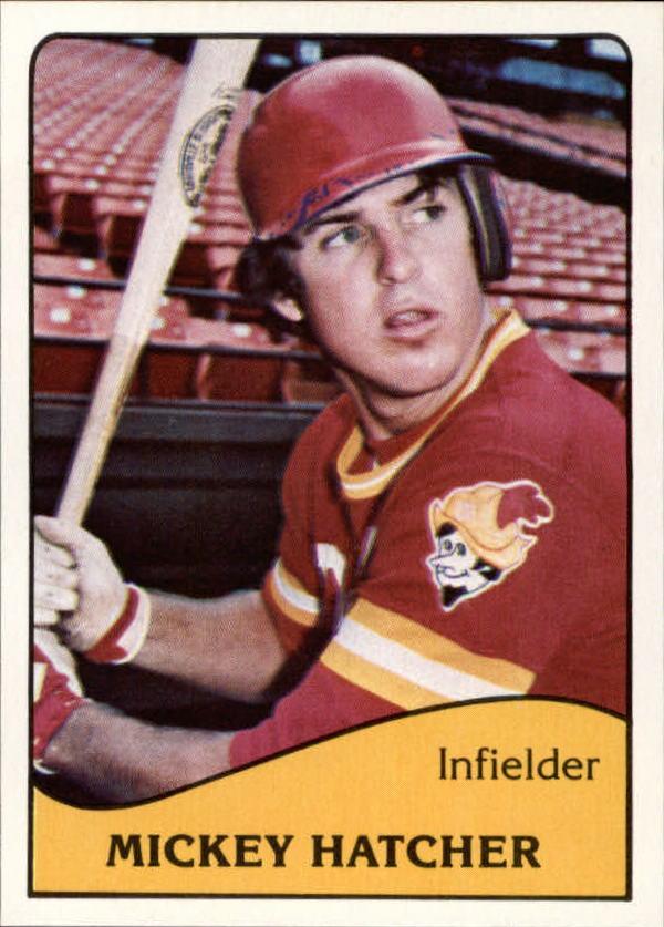 1979 Albuquerque Dukes TCMA #11 Mickey Hatcher