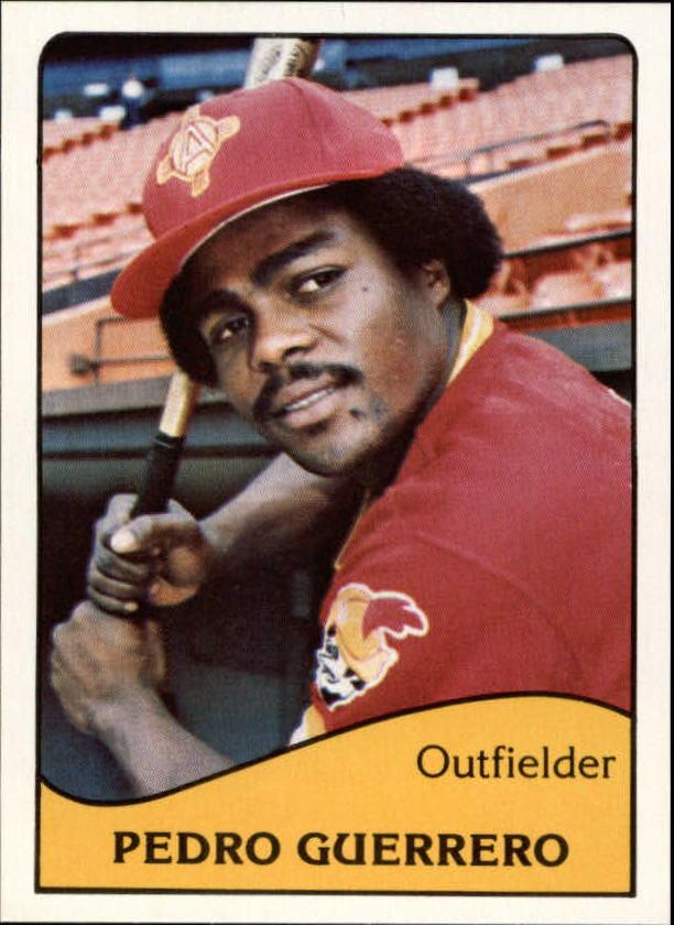 1979 Albuquerque Dukes TCMA #16 Pedro Guerrero