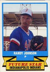 1988 Triple A All-Stars CMC #13 Randy Johnson