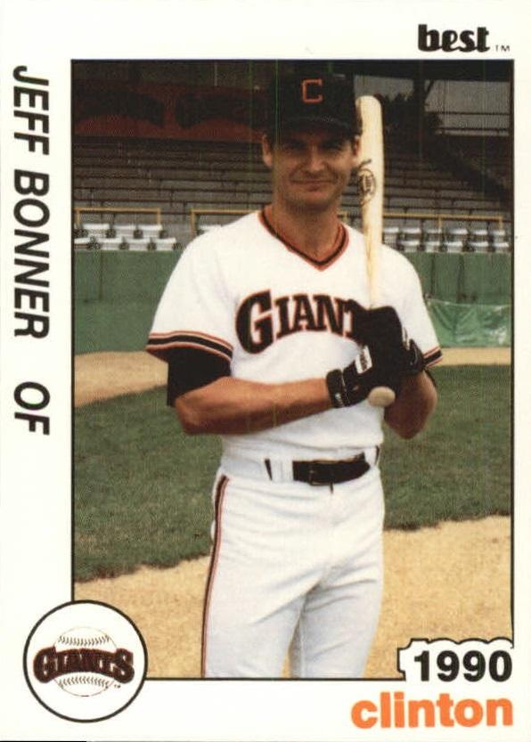 Buy Jeff Bonner Cards Online Jeff Bonner Baseball Price
