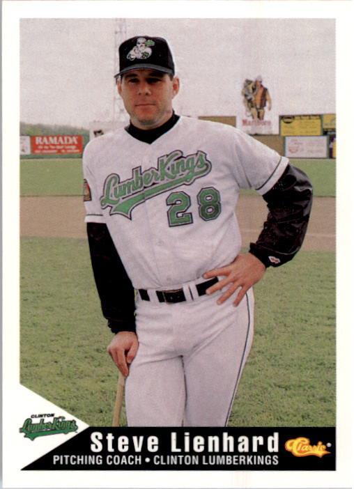 Buy Steve Lienhard Cards Online Steve Lienhard Baseball